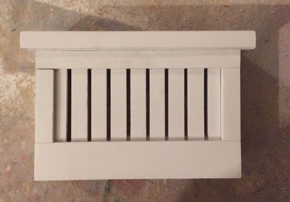 Craftsman Style Doorbell Cover by ProjectRefurb on Etsy