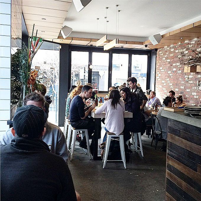 Oscar Cooper - Cafe in Prahran, Melbourne