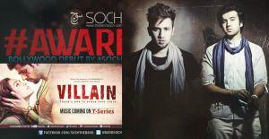 Awari; Soch's Bollywood Debut in Mohit Suri's Ek Villain http://wp.me/p47HVy-2gw  #pakistan #style #fashion #songs #media #bollywood #band