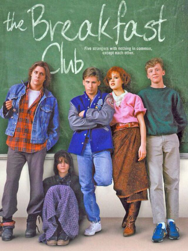 the breakfast club alienation Start studying the breakfast club learn vocabulary, terms, and more with flashcards, games, and other study tools.