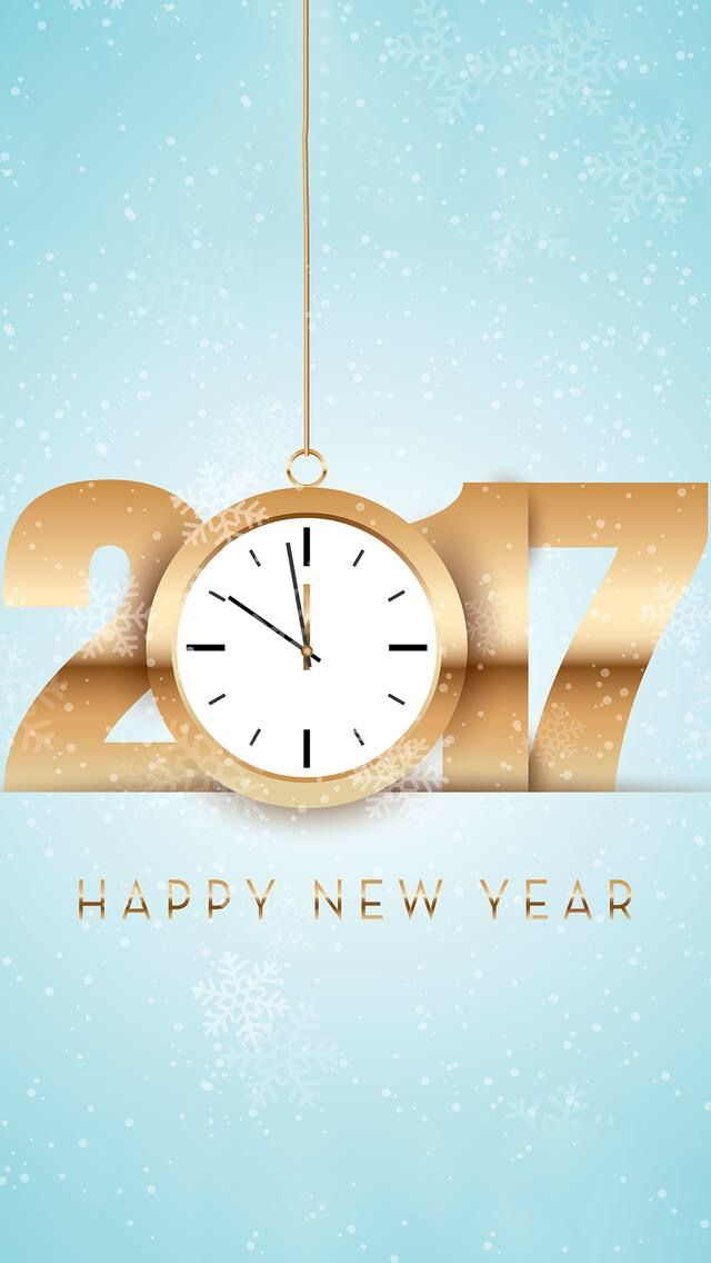 kawaii new year backgrounds