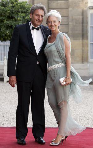 Christine Lagarde machaca con 'charme' | Gente | EL PAÍS