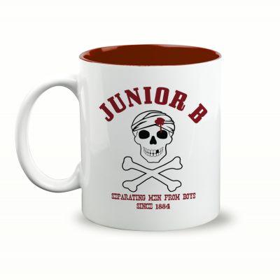 Junior B Gift Mug & Box by HairyBaby.com