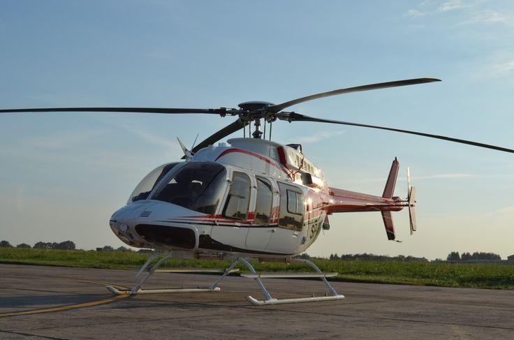 Radom Airport (EPRA) Bell 407GX