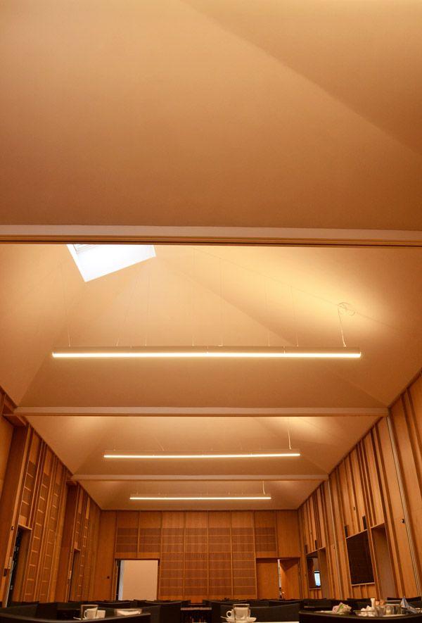 Conference Center, Bertelsen & Scheving Arkitekter ApS, transformation