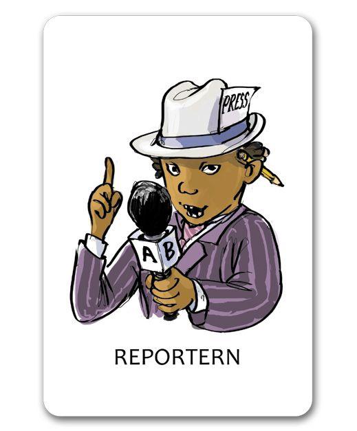 """""""En läsande klass"""". Reportern ställer frågor på tre nivåer om texten. Dessa nivåer är på raden, mellan raderna och bortom raderna. Frågor på raden kan besvaras med information som står direkt uttalad i texten. Frågor mellan raderna är sådana som kräver att läsaren kan hitta svaren på olika ställen i texten och dra egna slutsatser. För att svara på frågor bortom raderna krävs att läsaren använder sina tidigare kunskaper.  www.enlasandeklass.se"""