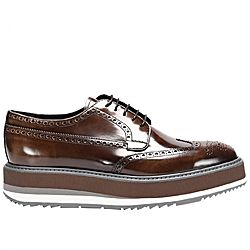 Prada shoes Spring/Summer 2017, Code:  2EG015 BROWN