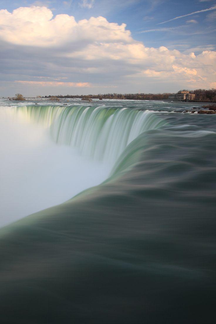 Cataratas del Niágara. #niagara #falls #travel http://escapadafindesemana.org/