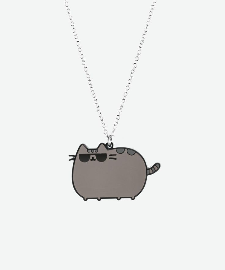 Cool Pusheen necklace. 10.80$