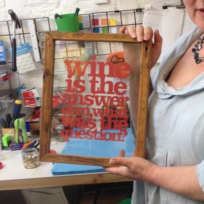 Papercutting Workshop at Kyleighs Papercuts