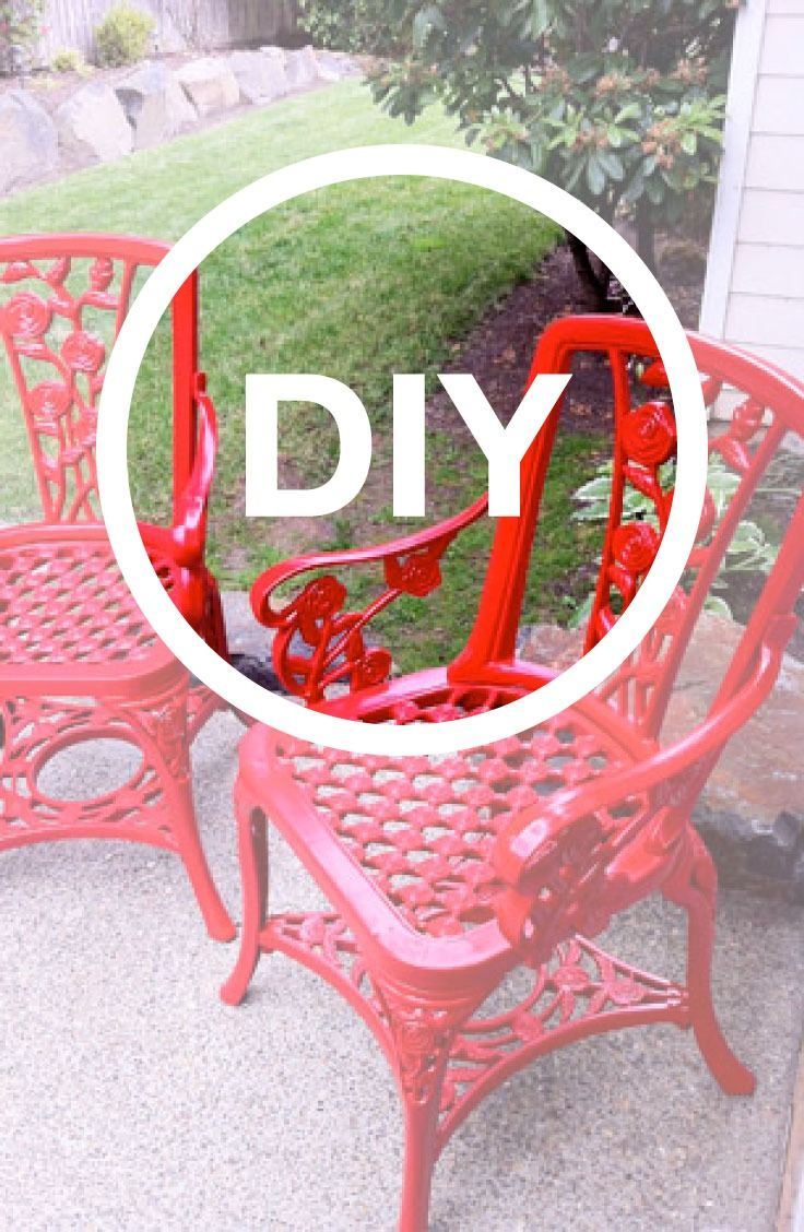 This is such a fun DIY project that can be done in minutes. We love the awesome pop of color!