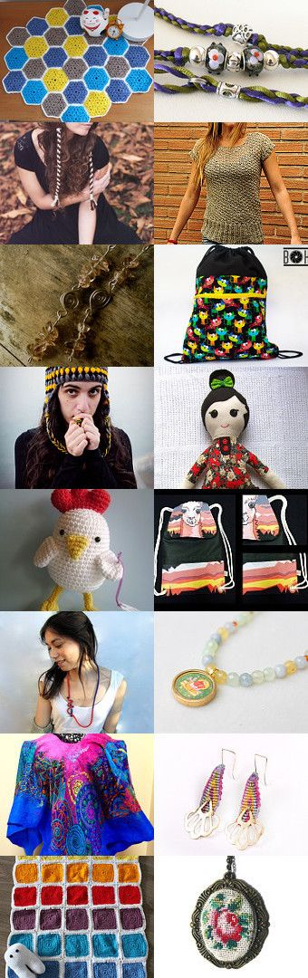 Chilean Talent by Álvaro Vargas on Etsy-