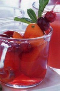 Ricetta Cocktail Cranberry Crush