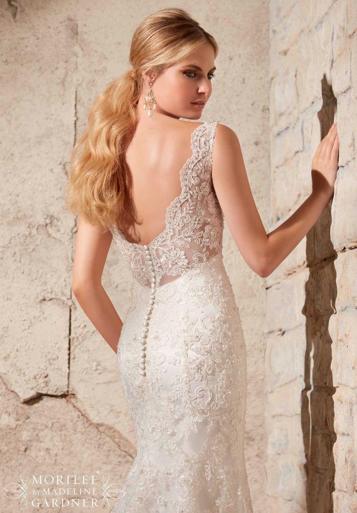 Mori Lee Wedding Dresses - Style 2708
