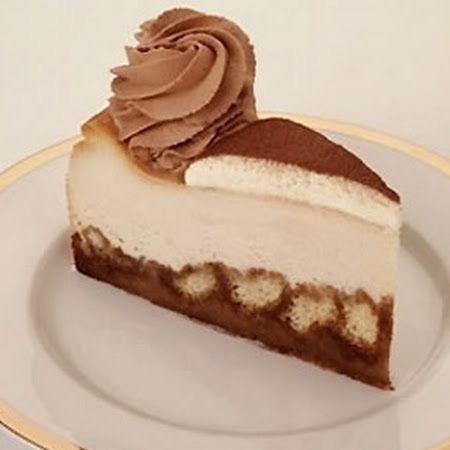 Cheesecake Factory Tiramisu Cheesecake