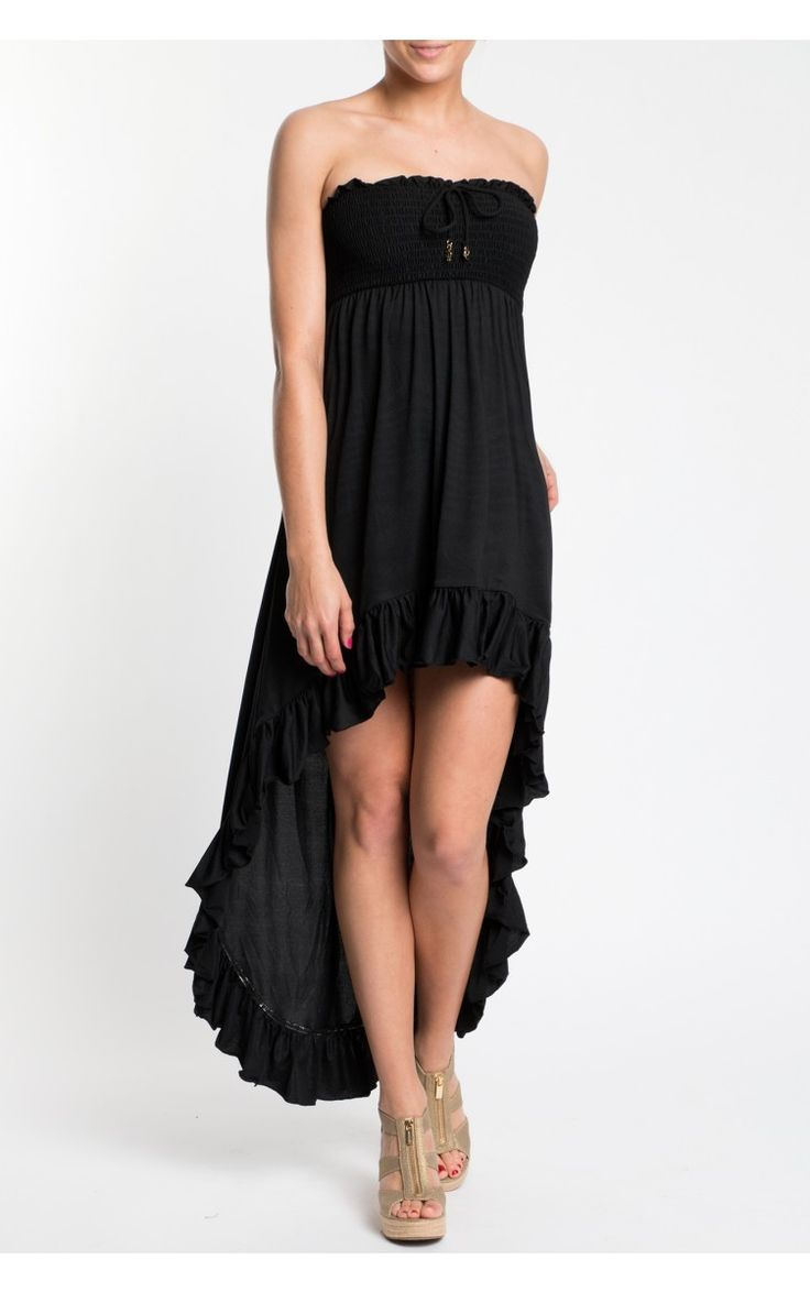 Klänning Cover Up Dress BLACK - Juicy Couture - Designers - Raglady