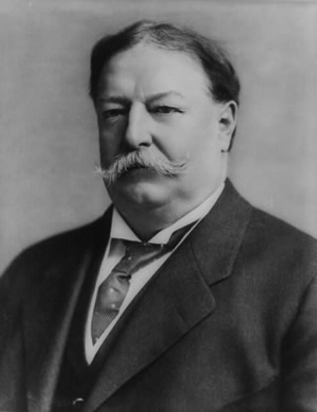President Pictures: William Howard Taft