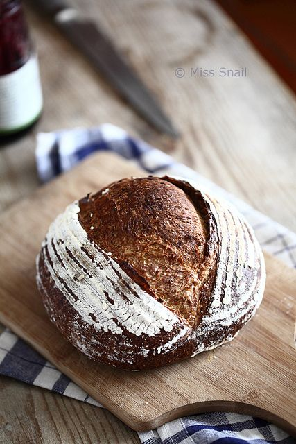 Potato Bread with Roasted Onions