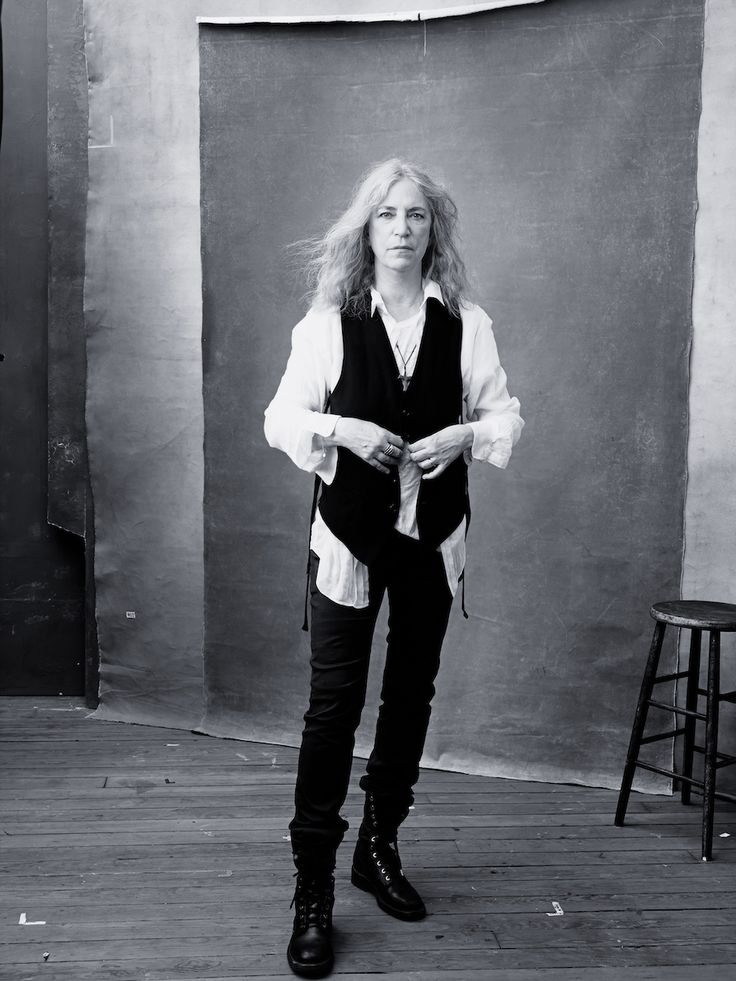 Patti Smith | for Pirelli Calendar 2016 | Showing Women at Their Strongest, Most Badass Selves