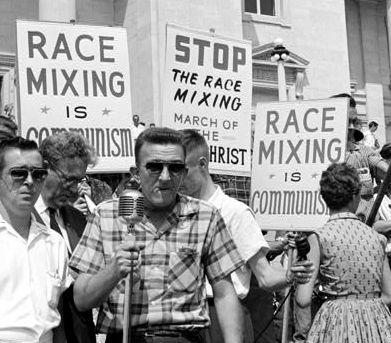 Segregación racial, EE.UU. James Meredith