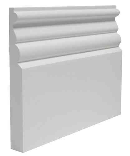 Athens MDF Skirting Board Sample