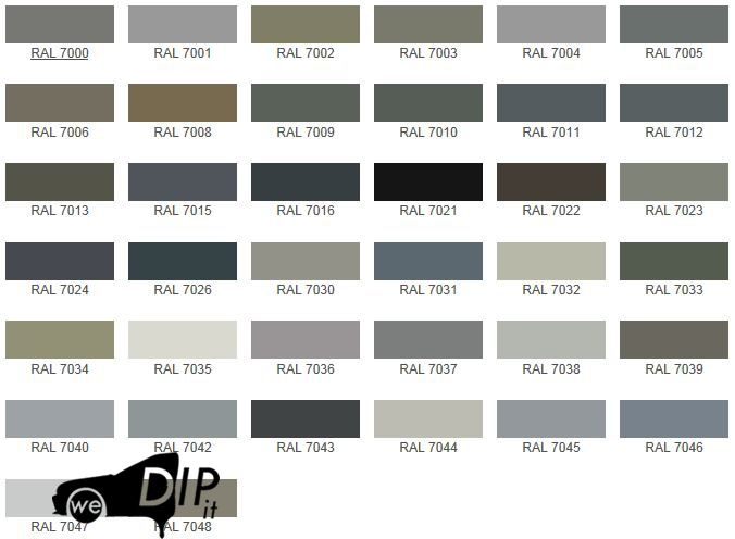 ral kleuren grijs 7038 - Google zoeken
