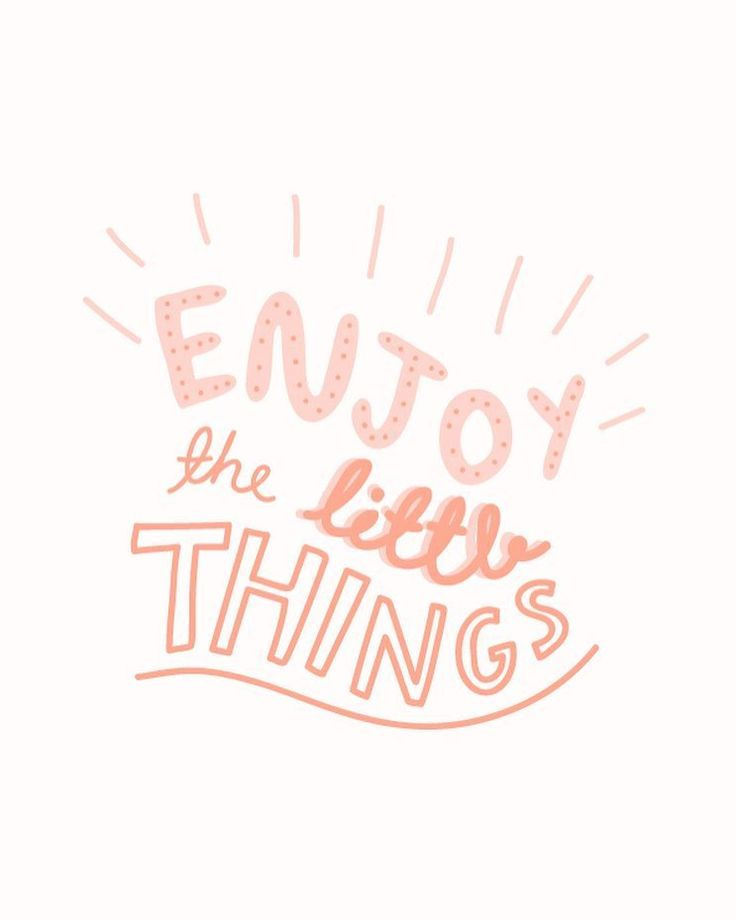 Enjoy The Little Things Short Happy Quotes Cute Short Quotes