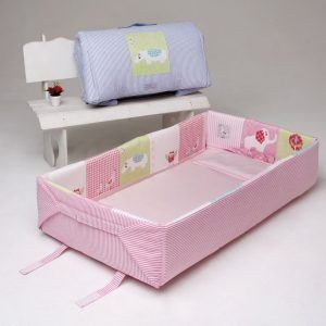 Folding Portable Baby Bed