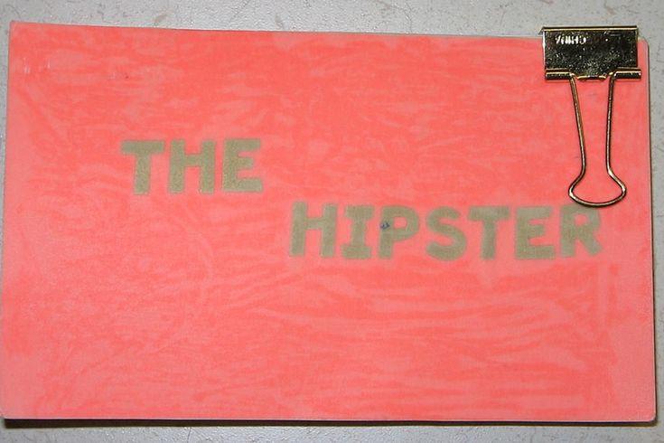 """""""Das Hipster-Ding ist ein schlechter Witz."""""""