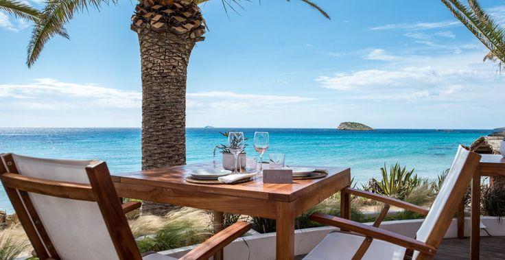 Aiyanna restaurant beachbar Ibiza - San Carles