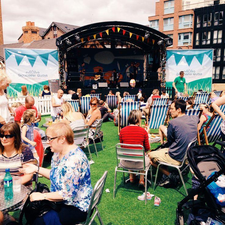 gloucester quays festivals