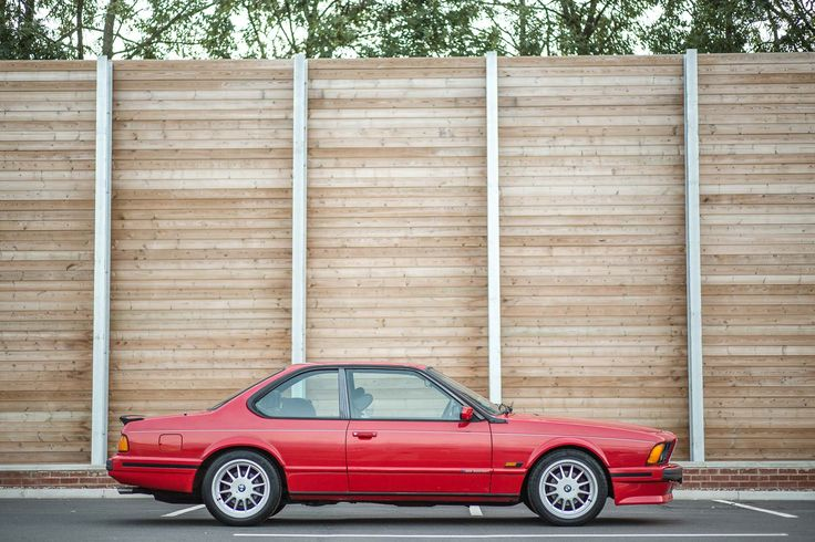 Owning A 6 Series BMW Has Been This Reader's Life-Long Dream | Petrolicious