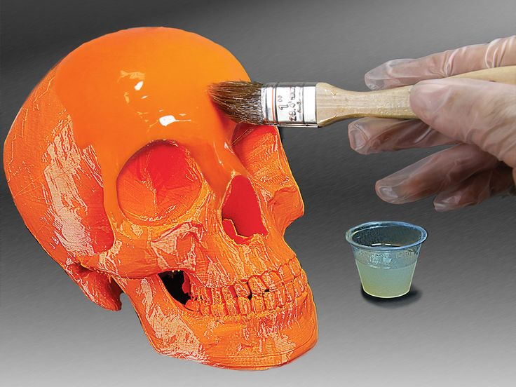 XTC-3D coating epoxi para piezas 3D de Smooth-On. Un referente mundial en calidad ahora disponible a través de Feroca