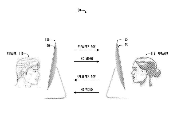 Apple's New Patents: Light Field Camera Could Bring Augmented Reality To FaceTime App - LOVEIOS