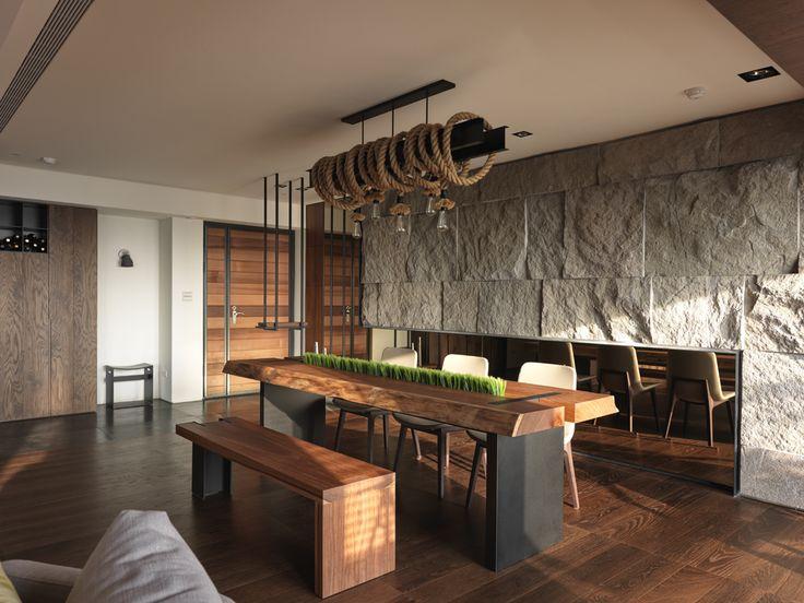 Da Interior / Design Apartment 室內設計/空間設計  近境制作唐忠漢