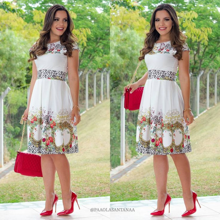 """5,590 Likes, 126 Comments - P A O L A   S A N T A N A (@paaolasantanaa) on Instagram: """"@cerqueiras_moda } {Apaixonada por esse vestido Maravilhoso! ✅@cerqueiras_moda} 📲whats: (11)…"""""""