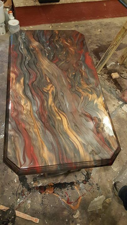 17 Best Ideas About Epoxy Table Top On Pinterest Resin