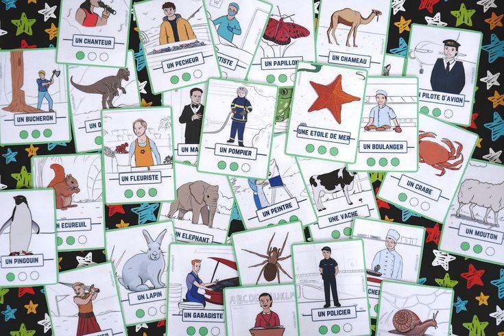 Kidi 39 mime un jeu de mimes et d 39 action imprimer gratuitement fle enfants printables - Devine tete a imprimer ...