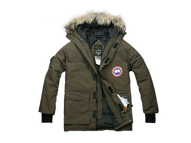 The latest in mens Canada Goose jackets, gilets, sweaters, clothing and accessories available to buy now from End.