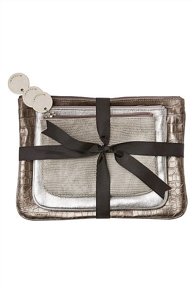 Trio Of Pouches #witchery
