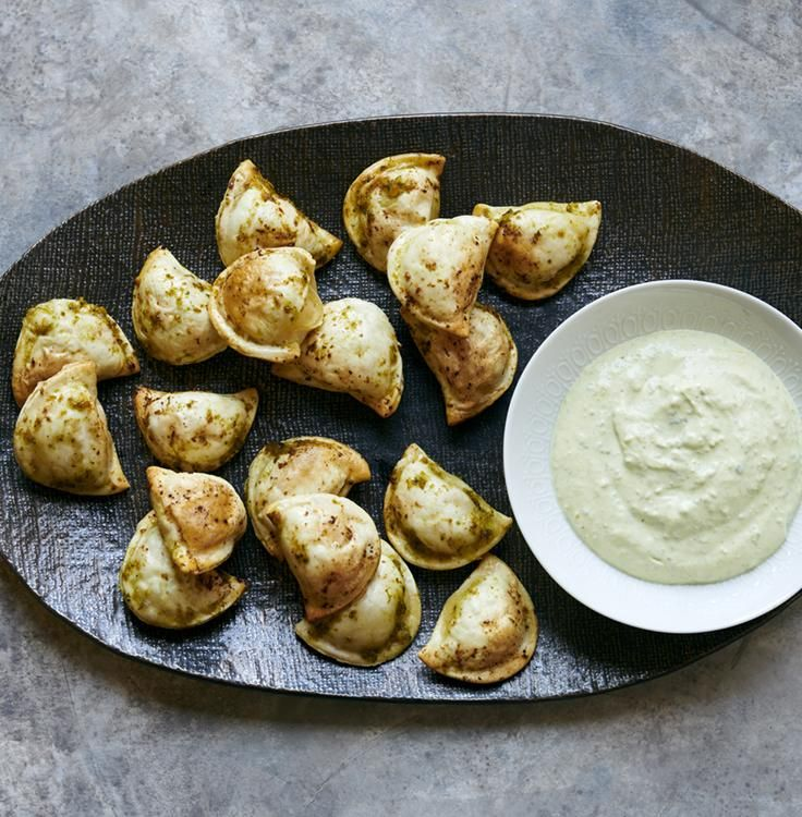 Mini Pierogies Recipe in 2020 Friendsgiving food, Food