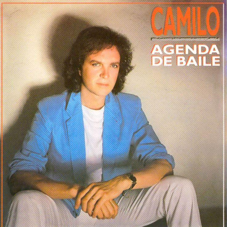 Caratula Frontal de Camilo Sesto - Agenda De Baile