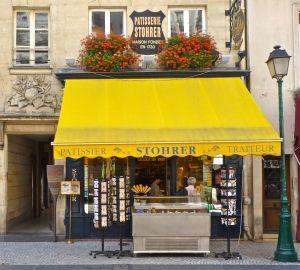 """O melhor """"Baba au Rhum"""" de Paris ..."""