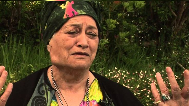 The Right To Be Me (Dr. Rangimarie Turuki Rose Pere Elder, healer and le...