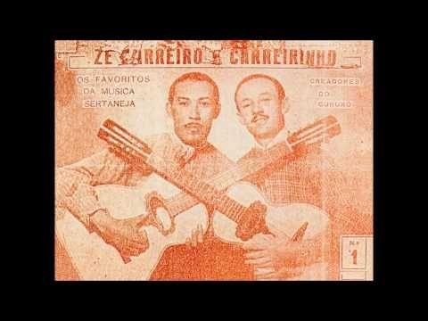 Zé Carreiro & Carreirinho   CANOEIRO   cururu Zé Carreiro   Alocin CONTI...