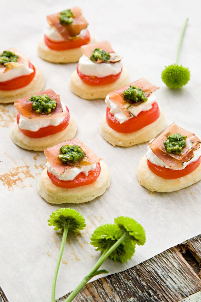 142 best appetizers canape images on pinterest finger for What is a canape appetizer