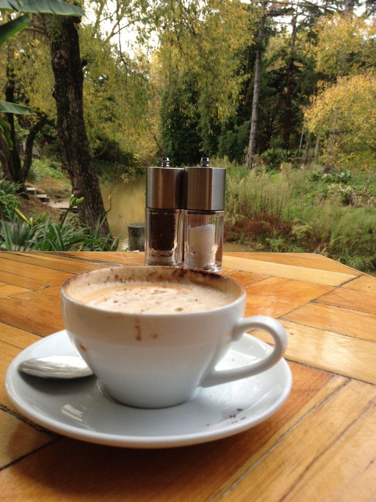 Coffee at Matakana www.wooree.co.nz