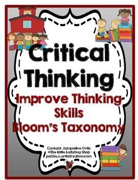 Improving my critical thinking skills