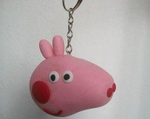 Chaveiro da Peppa pig