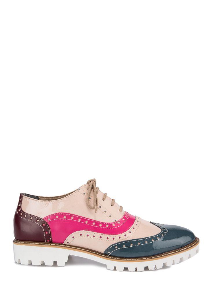 Pantofi de damă NICKELS - bej